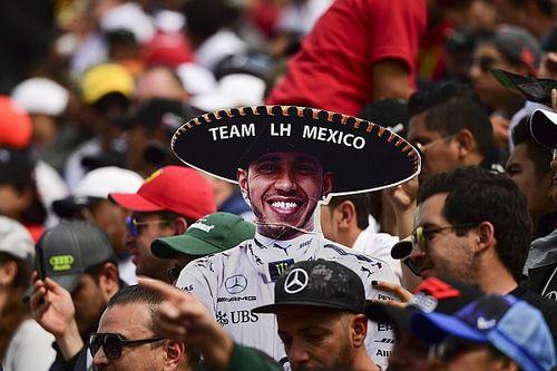 A Daimler elnöke szerint Hamilton legendává vált Mexikóban