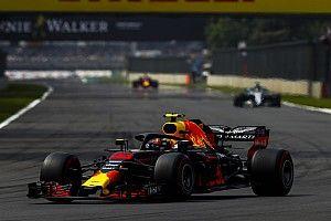 Eenderde minder downforceverlies door nieuwe F1-regels voor 2019