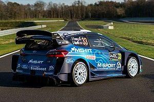 Fotogallery: ecco la livrea 2019 delle Ford Fiesta WRC Plus preparate dal team M-Sport