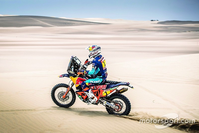 Dakar 2019, Stage 2: Walkner beats Brabec in close fight