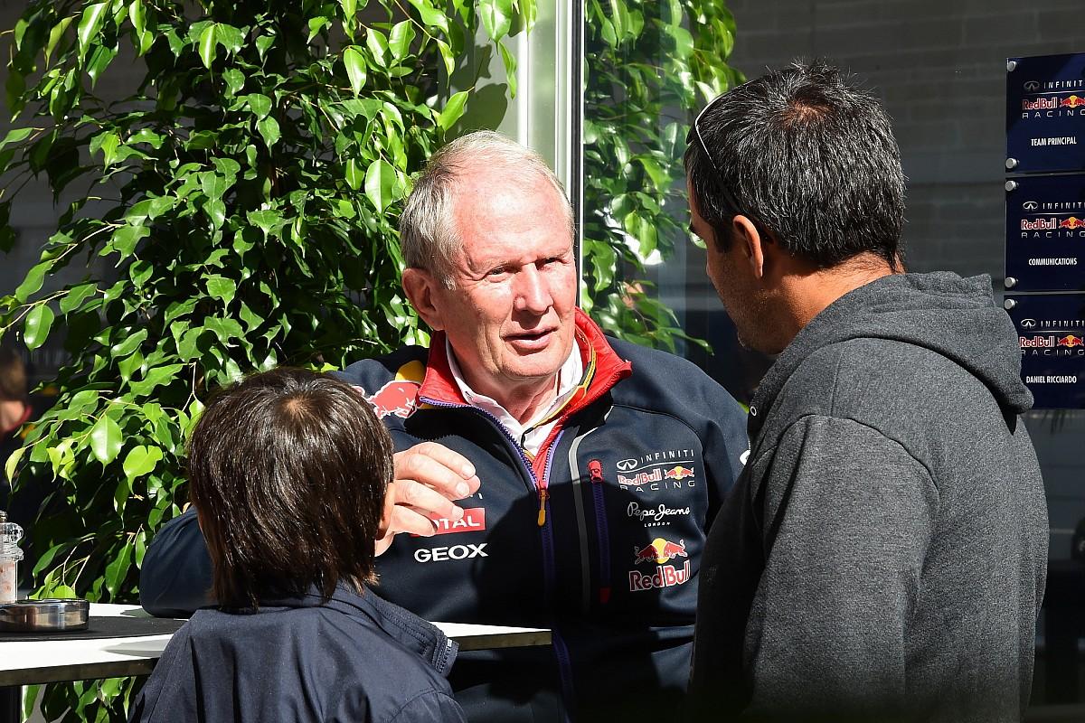 """Marko: """"Mercedes'in arka planında çok fazla şey oluyor"""""""