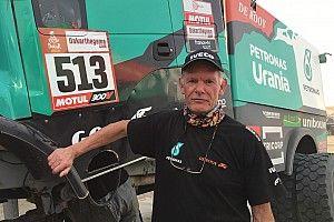 El 'boss' del De Rooy Iveco, un fan de de Ferrari, la F1 y Raikkonen