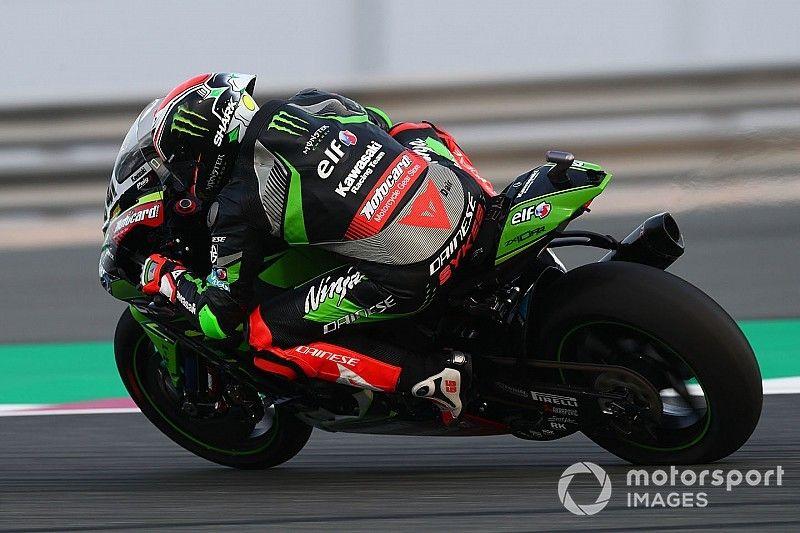 WSBK Katar: Tom Sykes beim Kawasaki-Abschied auf der Pole-Position