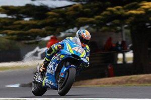 """Rins waakt voor overmoed bij Suzuki: """"Iannone rijdt op zondag altijd achteruit"""""""
