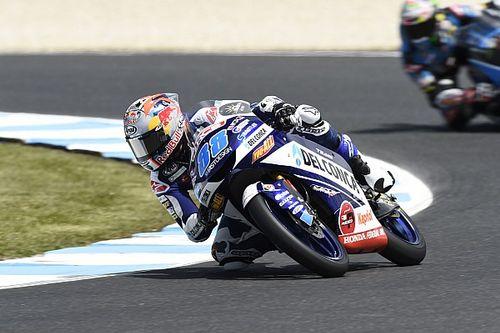Moto3, Phillip Island: Martin si prende la decima pole stagionale, Bezzecchi solo 15esimo