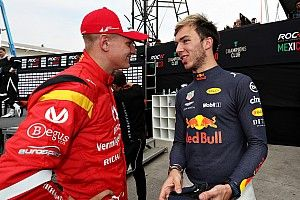 Гасли: Пришлось договариваться с Red Bull, чтобы выступить в Гонке чемпионов
