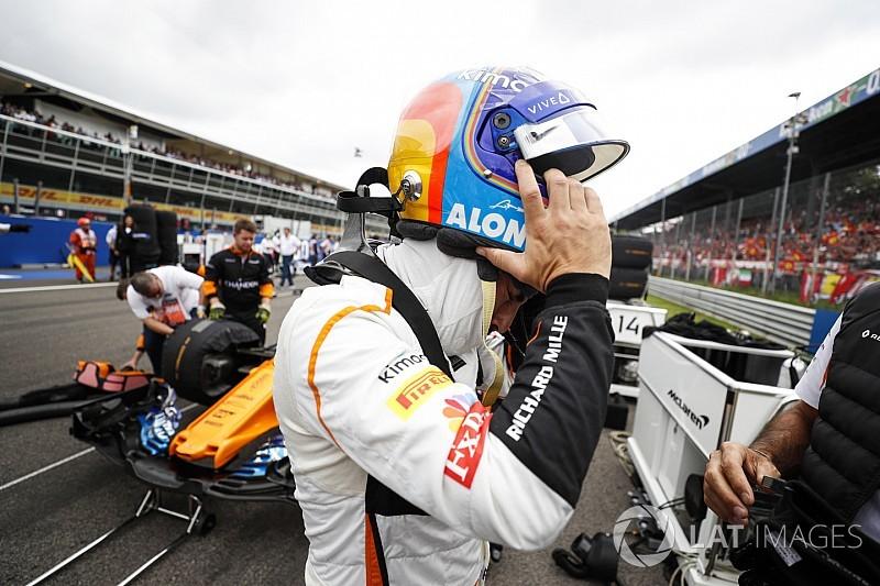 """Alonso: """"Sobre el papel, en Singapur nos tiene que ir mejor"""""""