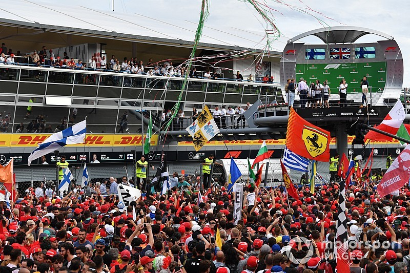 Officiel - Le GP d'Italie confirmé jusqu'en 2024