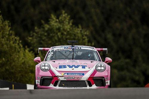 Porsche-Supercup Spa: Pole-Position für Porsche-Junior Preining