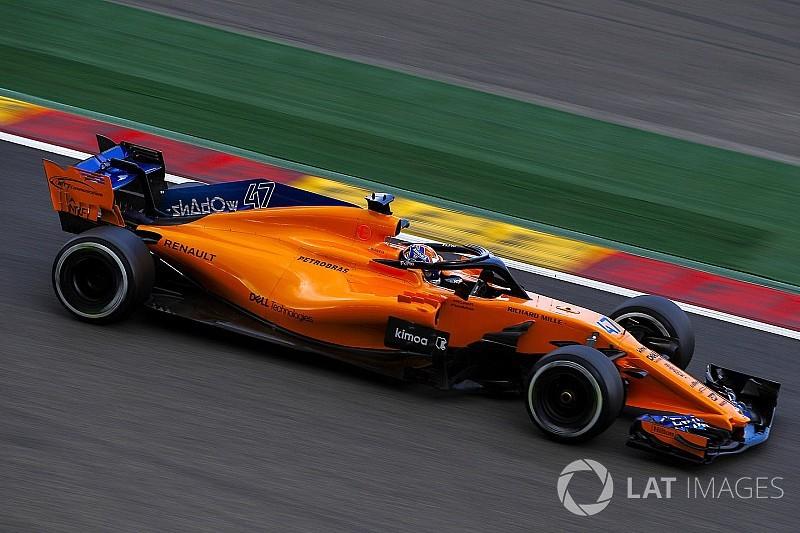 McLaren подтвердила участие Норриса в первой тренировке Гран При Италии