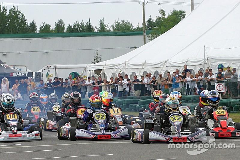 Grosjean: Karting jest bardziej wymagający fizycznie od F1