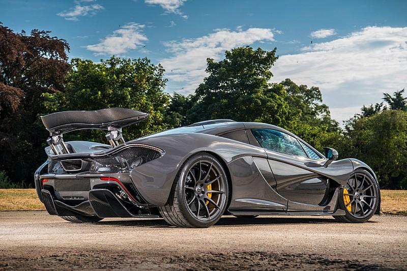Баттон решил продать свой McLaren P1
