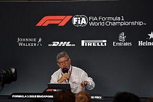 Brawn dice que el DRS podría permanecer en la F1 en 2021