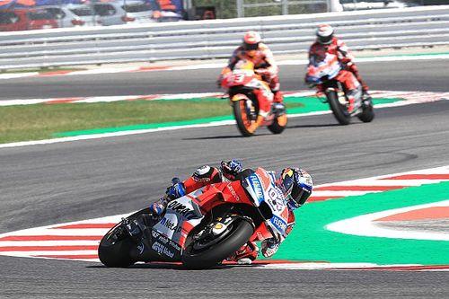 Dovizioso: Aragon Ducati'nin ilerleyişi için önemli bir test olacak
