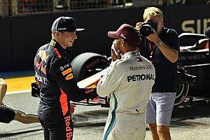 Verstappen: Hamilton autójával Vettel, Ricciardo és én is nyerni tudnék