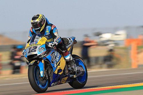 Fotostrecke: Thomas Lüthi im Grand Prix von Aragon