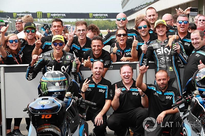 Mondiale Moto2 2018: Bagnaia torna leader a +3 su Oliveira, Marquez precipita a -76