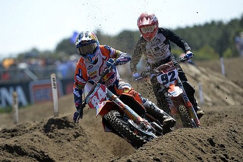 Jeffrey Herlings si prende la nona pole position stagionale nel GP del Belgio