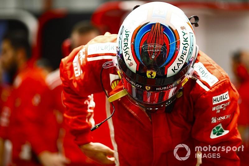 1000 очков Райкконена с Ferrari и другая интересная статистика Гран При Сингапура