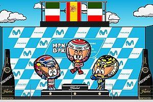 Vídeo: el GP de Aragón 2018 de MotoGP, por MiniBikers