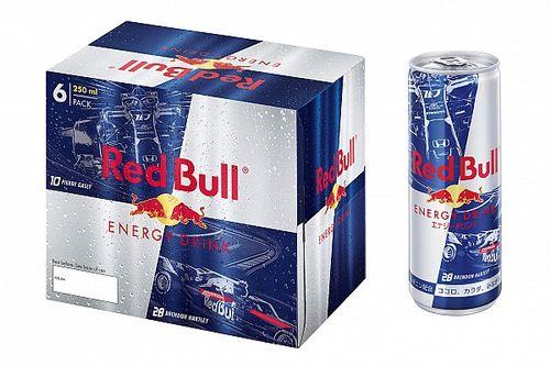トロロッソ・ホンダ特別デザインのレッドブル、F1日本GPで販売