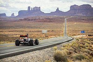 По Америке на машине Ф1: Red Bull устроила Риккардо крутую прогулку по США