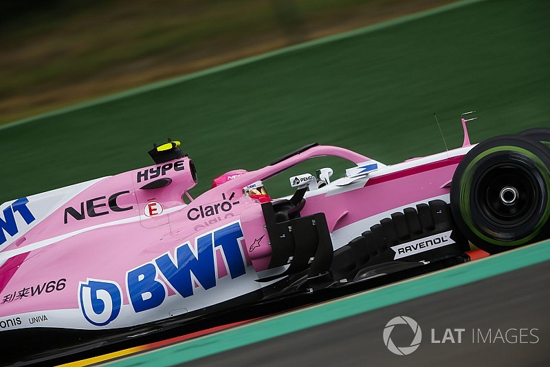 Force India perde lugar no Grupo Estratégico da F1