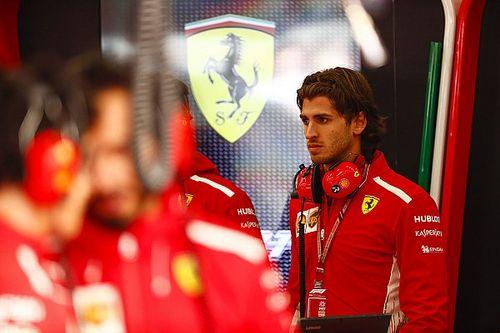 Ferrari beslist over Sauber-zitje Giovinazzi