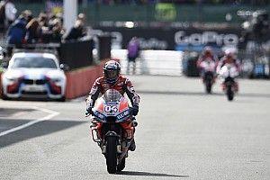 FP1 MotoGP San Marino: Dovizioso pimpin sesi, Marquez-Rossi tercecer