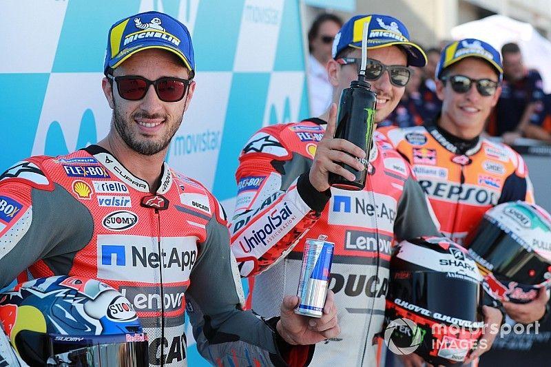 Гран При Арагона MotoGP: стартовая решетка