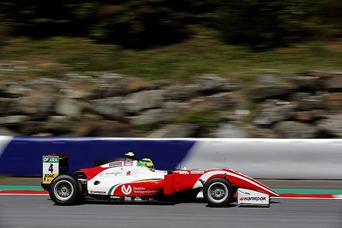 Mick Schumacher implacabile, sue anche le pole per Gara 2 e 3 al Red Bull Ring
