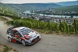 WRC Duitsland: Tanak heeft veilige marge na dag 2, Ogier verliest tijd
