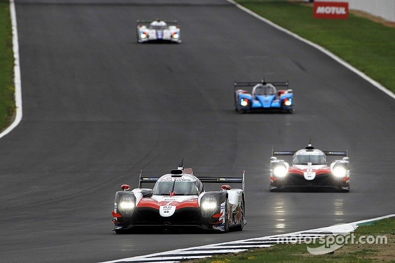 Los dos Toyota, excluidos de las 6 Horas de Silverstone