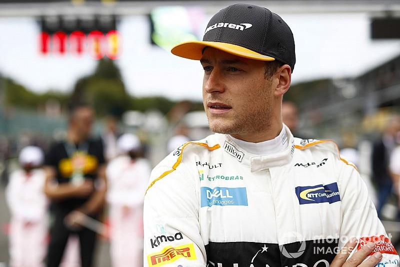 """Vandoorne: chance de vaga na F1 em 2019 é """"muito pequena"""""""
