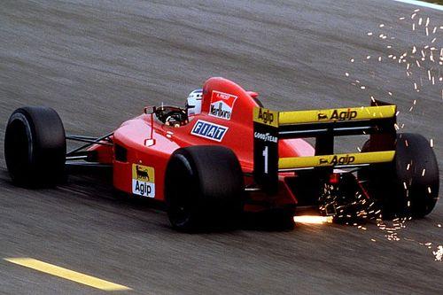 Ecclestone-nál talán Prost minden idők legjobbja