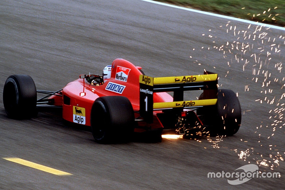 Gallery: All of Alain Prost's F1 race wins
