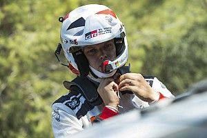Tanak blames windscreen wiper for Rally GB crash