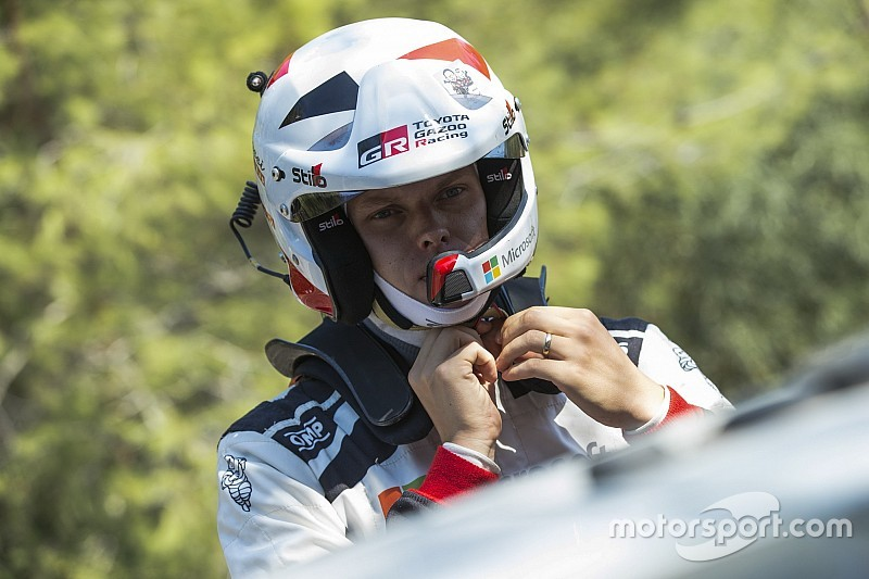 Türkiye WRC: Tanak kazandı, Toyota duble yaptı!