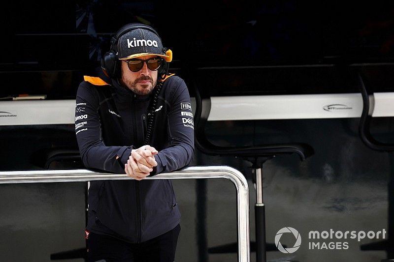 Wie erwartet: Motorwechsel und Startplatzstrafe bei Alonso