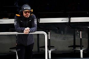 Alonso joins Red Bull, Toro Rosso drivers at back of grid
