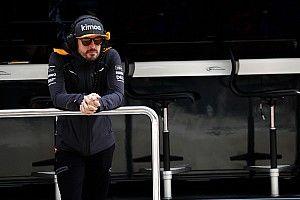 ألونسو ينضمّ إلى سائقي ريد بُل وتورو روسو في آخر شبكة الانطلاق في روسيا