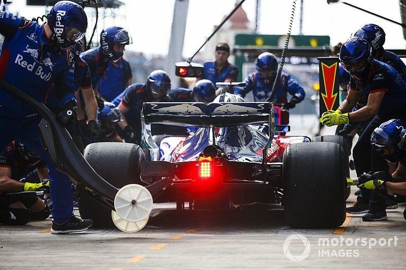 F1、グリッドペナルティ適用を微調整。PUペナルティがあっても予選が重要に