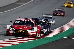 Audi didn't expect to have drivers in DTM title fight