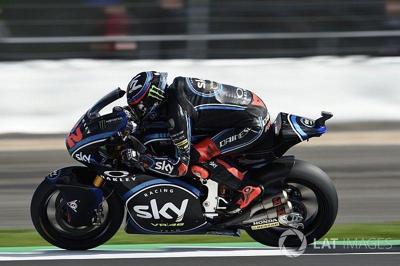 Moto2 Misano: Bagnaia voor Navarro in eerste training