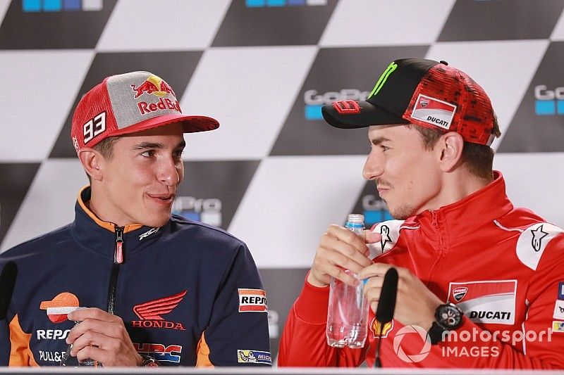 """Marquez: Vetoing Lorenzo would've been """"sign of weakness"""""""