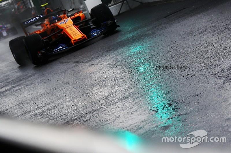 Norris, Pirelli testini başarıyla tamamladı