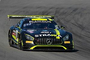 Paffett, Nielsen to complete IGTC season with Strakka
