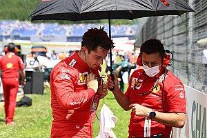 """Leclerc kipróbálta a szimulátorban a 2022-es autót: """"ez teljesen más"""""""