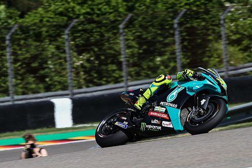"""Rossi: """"A mí tampoco me gusta correr para terminar 16º o 20º"""""""