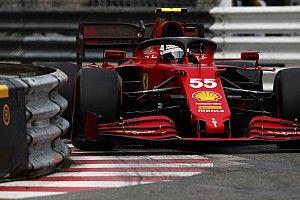 Sainz: I'm pushing myself to adapt to Ferrari F1 car
